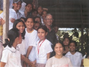 Padre Ilario a Mindanao