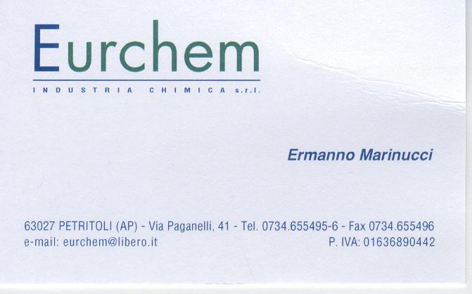 Eurchem Marinucci